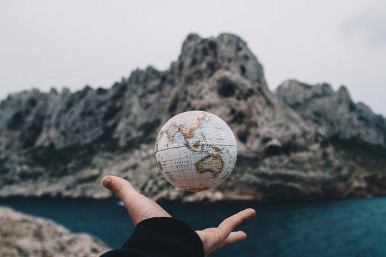 globe tourism