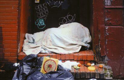 povertà senza dimora